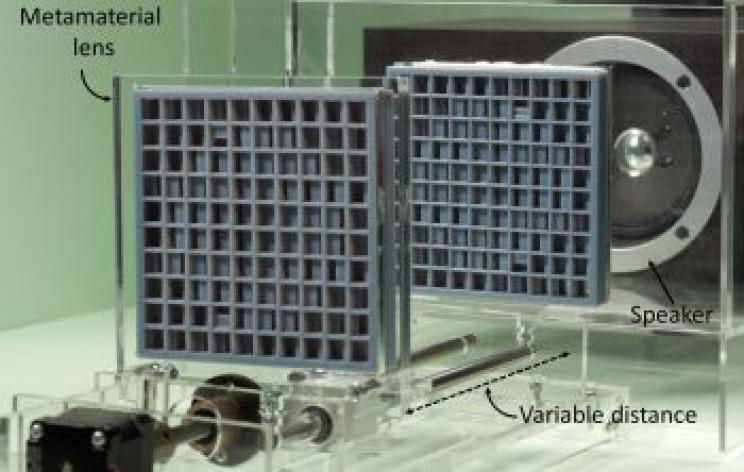 acoustic metamaterials varisound