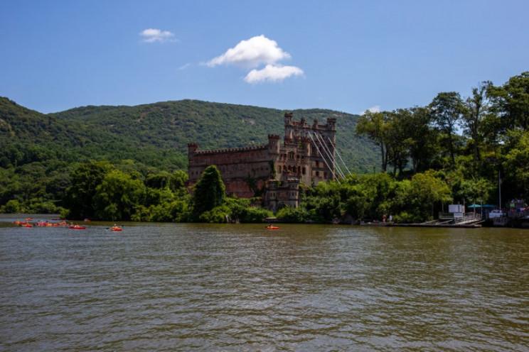 abandoned places bannerman castle