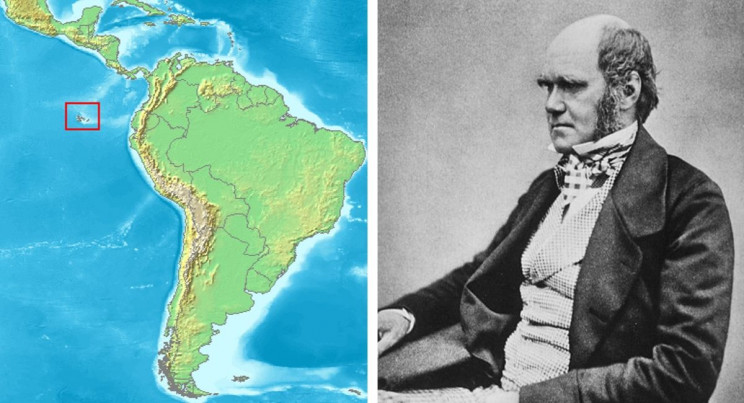 Galapagos Islands Muse Of Darwin S Theory Of Evolution