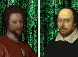 Shakespeare's Art Is Still Being Questioned, This Time by Machine Learning