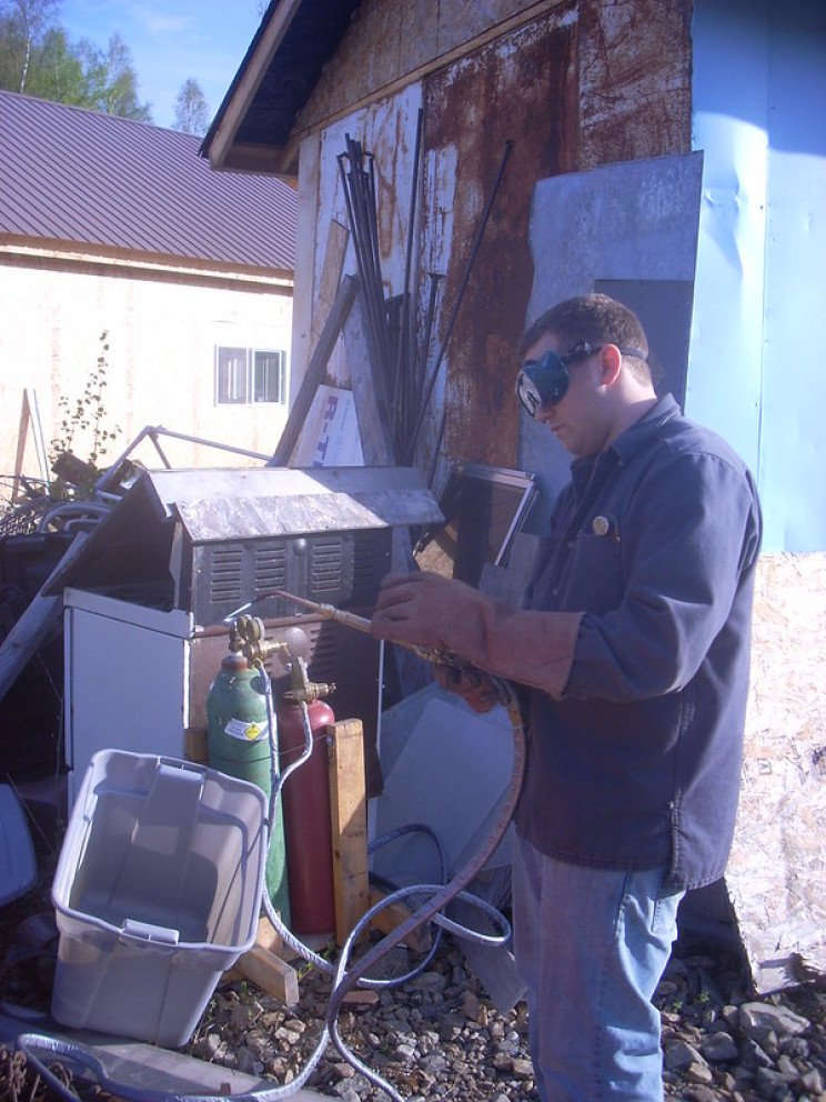 ins and outs of gas welding