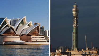 21 Buildings That Helped Shape Modern Architecture, From 1945 to Today