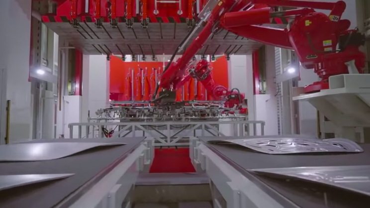 Tesla's Video from Inside Its Shanghai Gigafactory Is a Peek into the Future