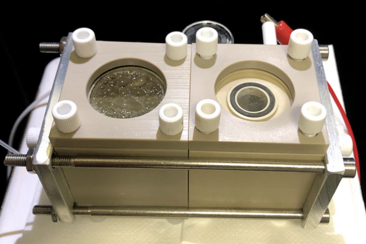 Hybrid Reactor Uses Bacteria to Turn CO2 into Useful Molecules on Mars or Earth