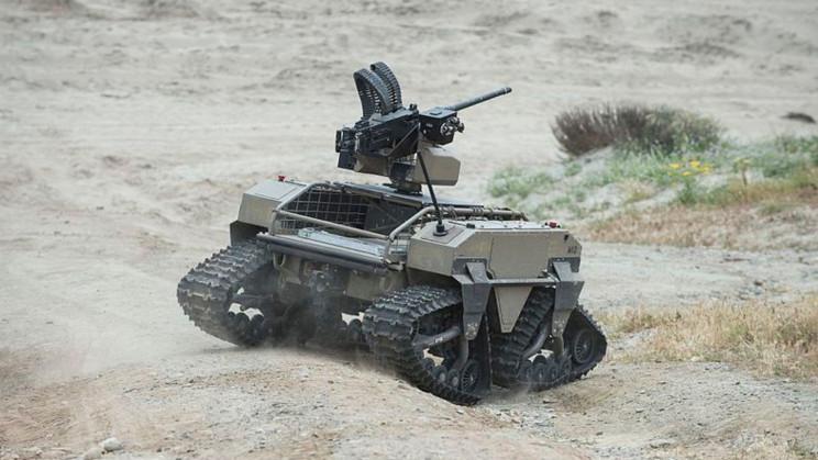 Could Autonomous Robots Be More Dangerous than Nukes?