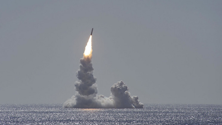 One US Navy Submarine Could Fire 154 Tomahawk Missiles at North Korea