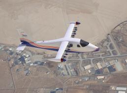 NASA's All-Electric X-57 Maxwell Jet Will Make Its First Flight Next Year