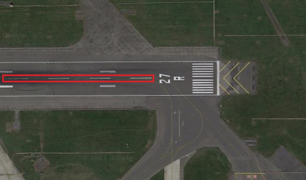 runway markings centerline