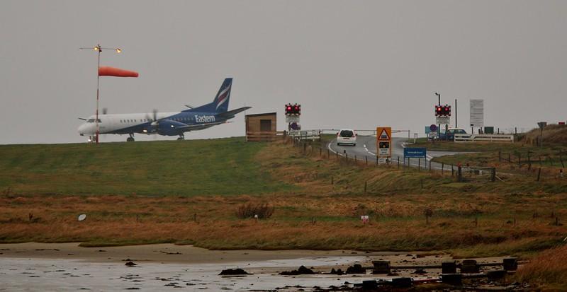 runway markings wind sock