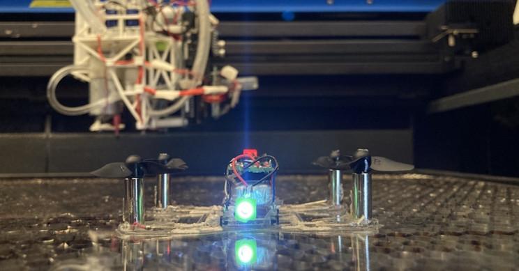 MIT Developing 'One-Stop-Shop' Robot-Building 3D Printer