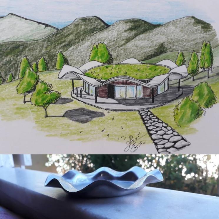 Architect Reimagines Ordinary Items as Unique Buildings