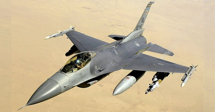 US Air Force Considers F-16 Order 16 Years After Last Delivery