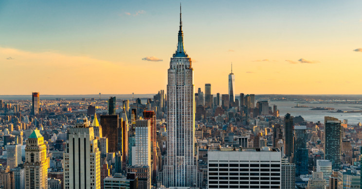 Empire State Building and Others in Owner's Portfolio Go All Green