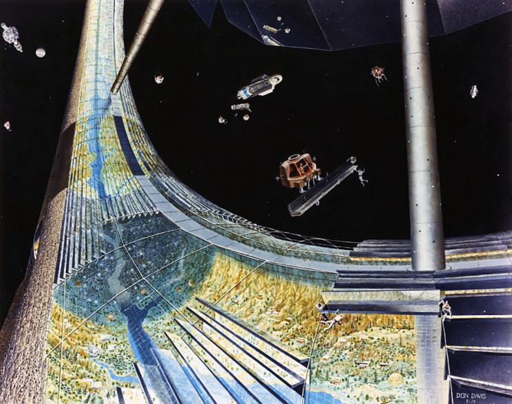 space settlement stanford torus