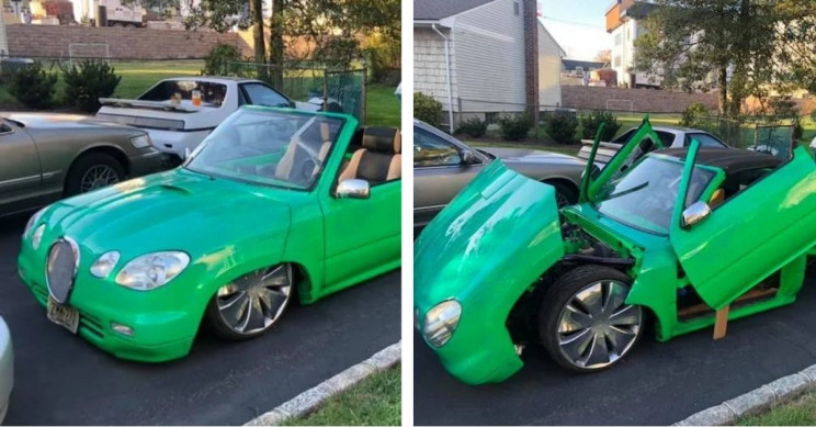 Lay 'Low' With this Custom 1989 Toyota Pickup