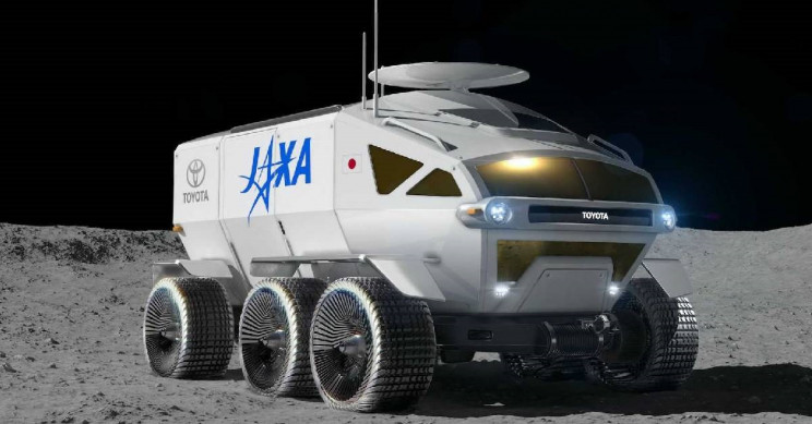 JAXA and Toyota Named Their Rover and Hope to Build Sustained Lunar Societies With It