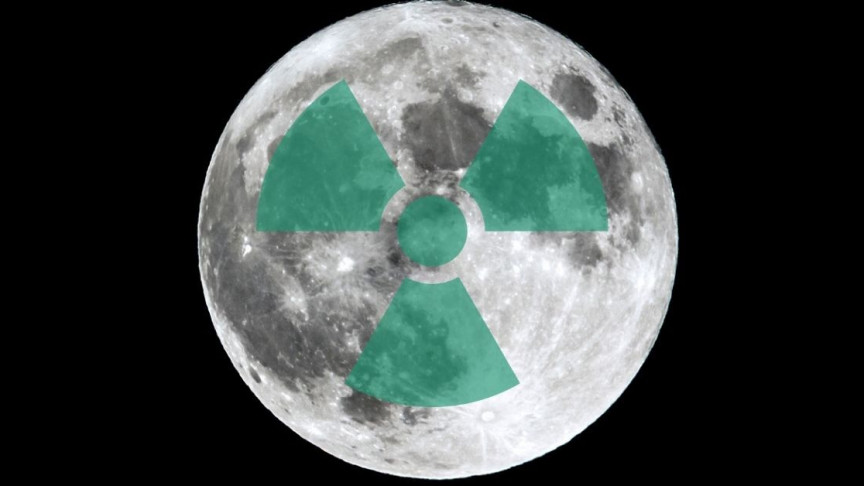Radiation on the Moon Is Alarmingly High, Study Shows | IE - Interesting Engineering