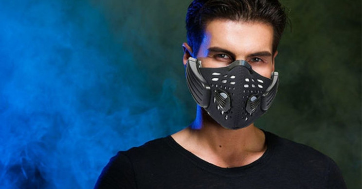 A Mask with Ultra-Fine Filtration and Bluetooth 4.0