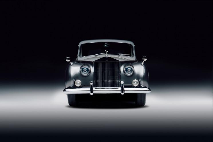 Rolls-Royce Front Lunaz