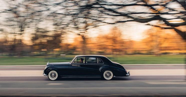 Rolls-Royce Phantom V 10