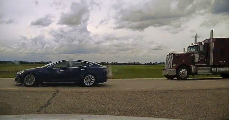 Tesla Driver Caught Sleeping While Going 93 MPH on Autopilot