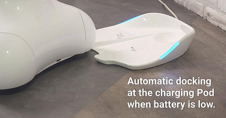 SoftBank Robotics Europe Pepper Charge Pod