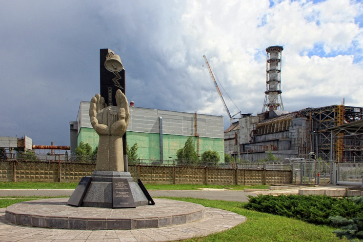 Chernobyl's 'Sarcophagus' Is Being Taken down Due to Fear of