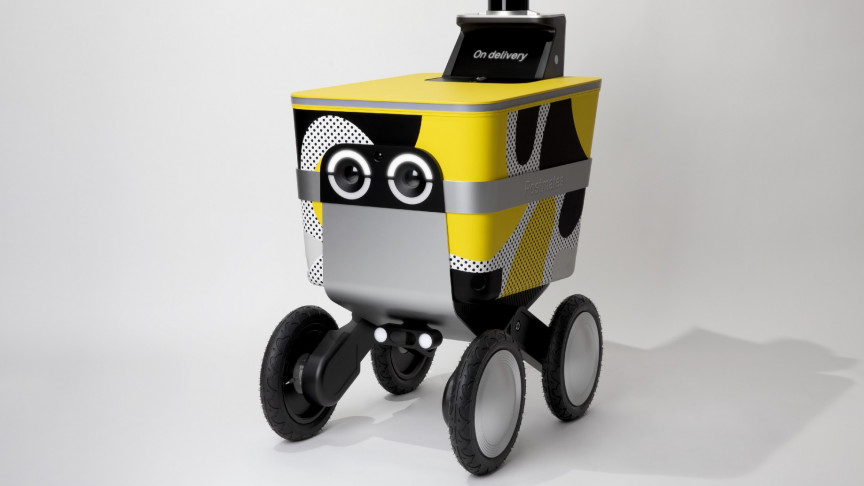 Postmates Gets Go-Ahead to Test Delivery Robot in San Francisco