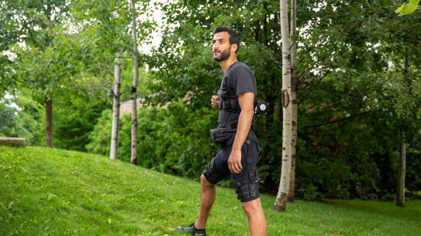 Scientists Have Created an Exosuit That Helps You Walk and Run Simultaneously