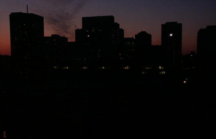 2003 blackout Toronto