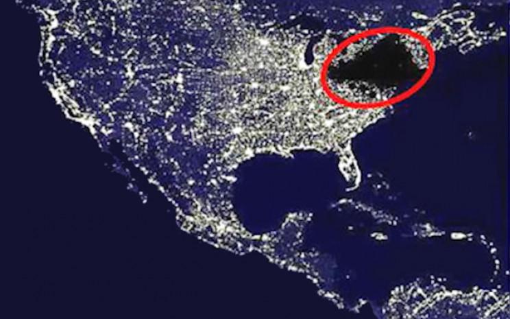 Northeast U.S. blackout 2003