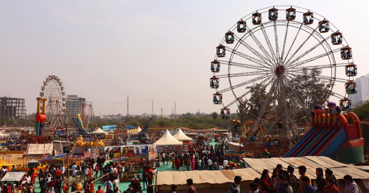 Two killed, 28 Injured in Pendulum Ride Amusement Park Crash in Ahmedabad, India