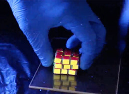 Moldable Rubik's Cube Made by Scientists Could Lead to Useful Data Storage