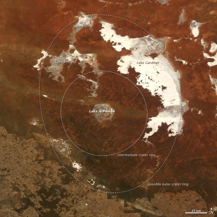 Acraman Crater