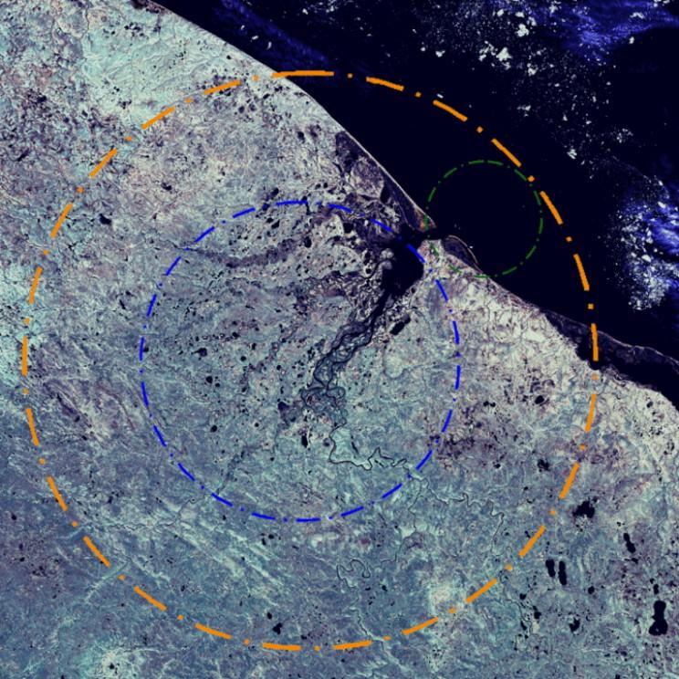 Kara Crater