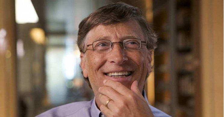 bill gates bio picture
