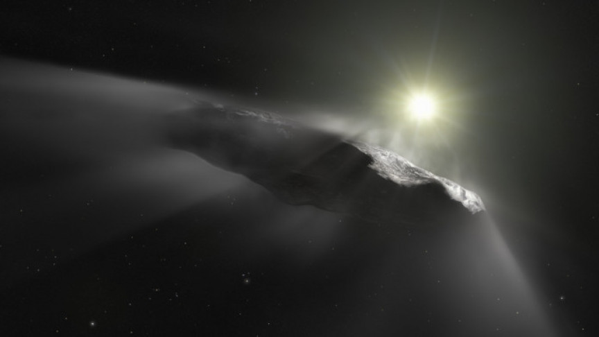 A New 'Oumuamua: Scientists Detect Another Interstellar Object