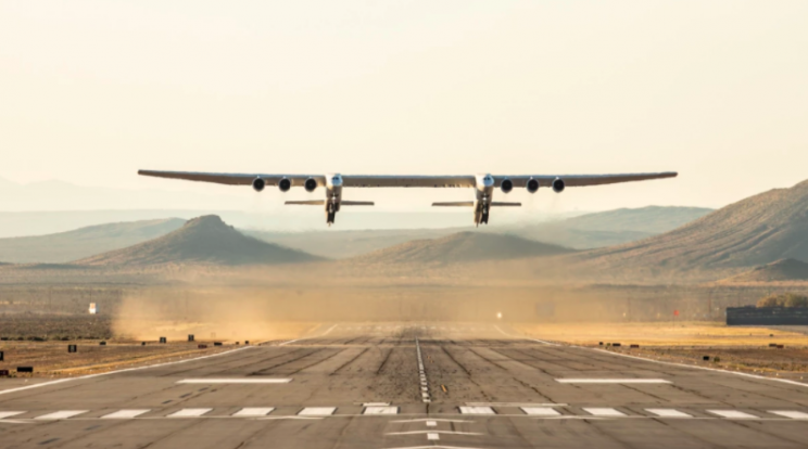 Stratolaunch's Hypersonic Vehicles to Be Released from World's Largest Carrier Plane