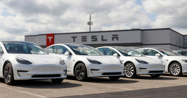 Tesla's First Quarter Delivery Numbers Are Their Best Ever Yet