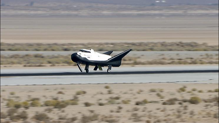 spaceplane dream chaser