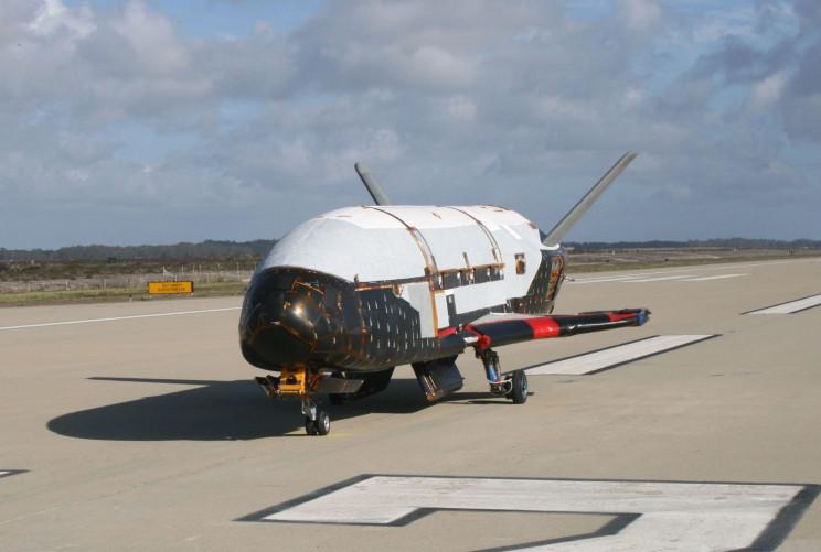 spaceplanes x37b