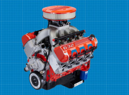 Chevrolet's New 1,000-HP Crate Engine Is Its New 'King of Performance'
