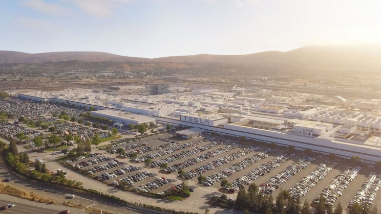 Tesla Is Moving Its Headquarters to Texas from California