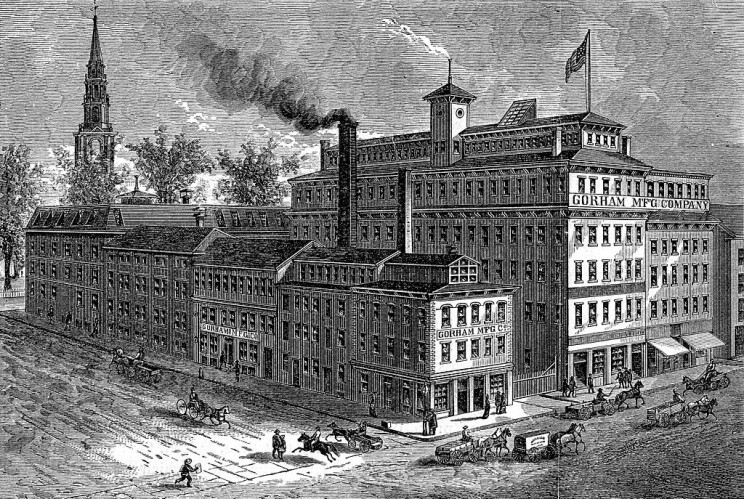 Gorham Manufacturing Company, US