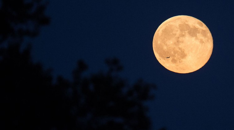 Here Is Everything You Need to Know About Tonight's Blue Moon