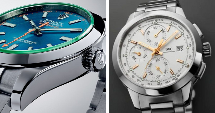 9 Great Watches For Every Engineer To Add To Their Collection