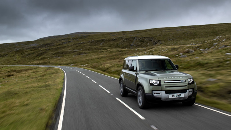 Jaguar Land Rover To Test Hydrogen-Powered Fuel Cell SUV