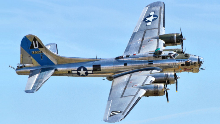 Boeing B-17E 'Flying Fortress' Plane Is on Sale for $9 Million
