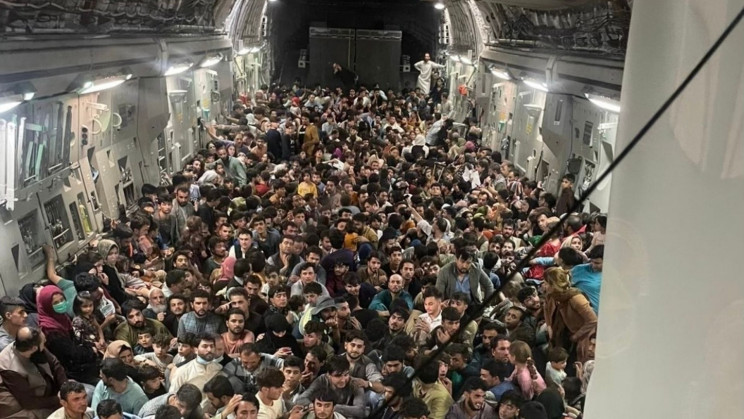 United States Activates Civil Reserve Air Fleet to Help Afghan Refugees