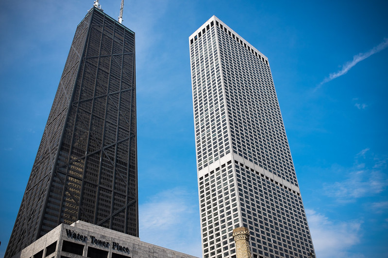 architectural failures john hancock tower